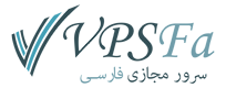 سرور مجازی فارسی لوگو