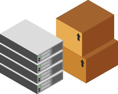 فروش سختافزار سرور