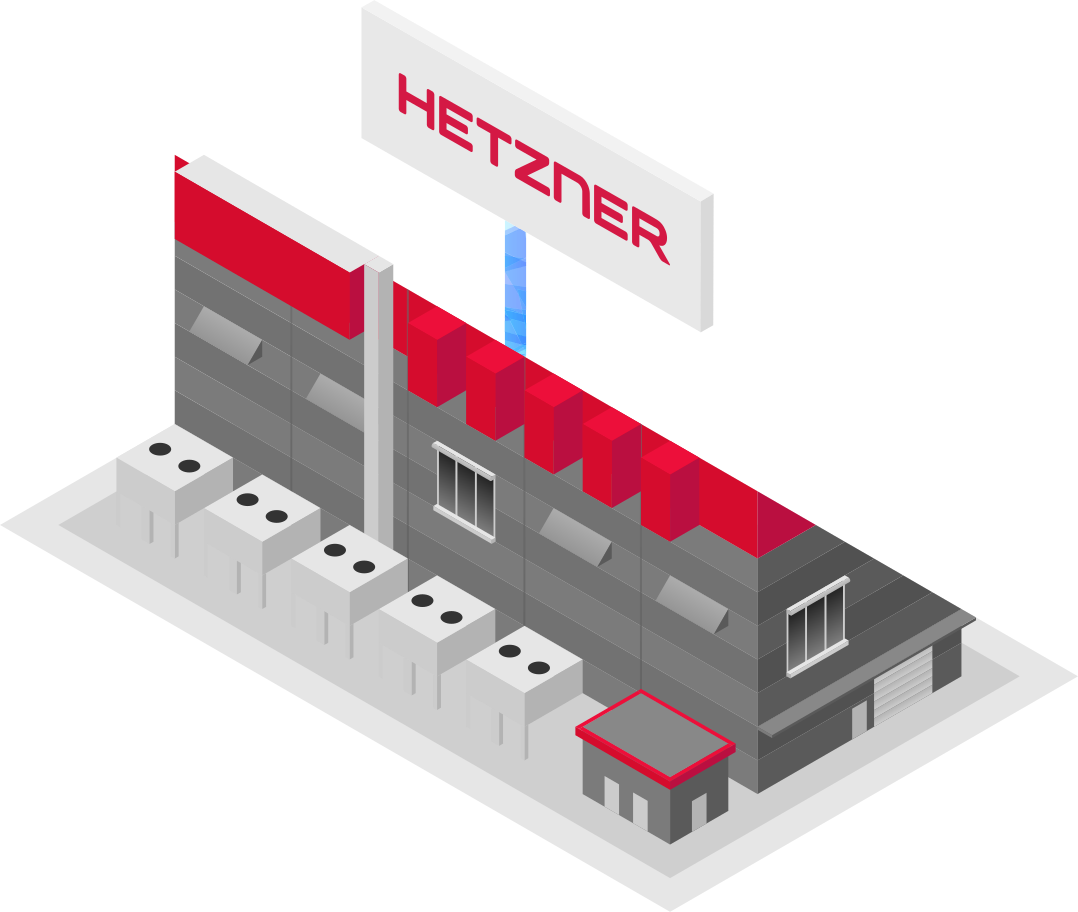سرور مجازی هتزنر (Hetzner VPS)